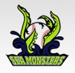 VB Sea Monsters Logo