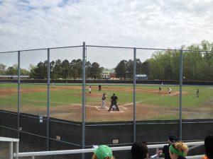 VWC baseball field