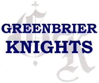 Greenbrier Knights Logo
