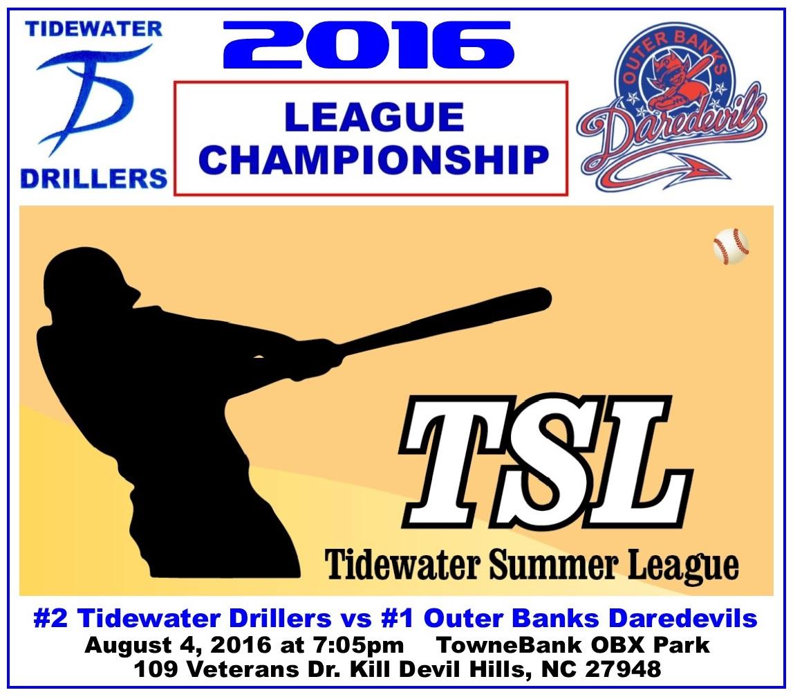 2016 League Championship