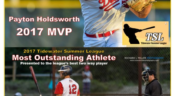 Holdsworth earns league's top honors