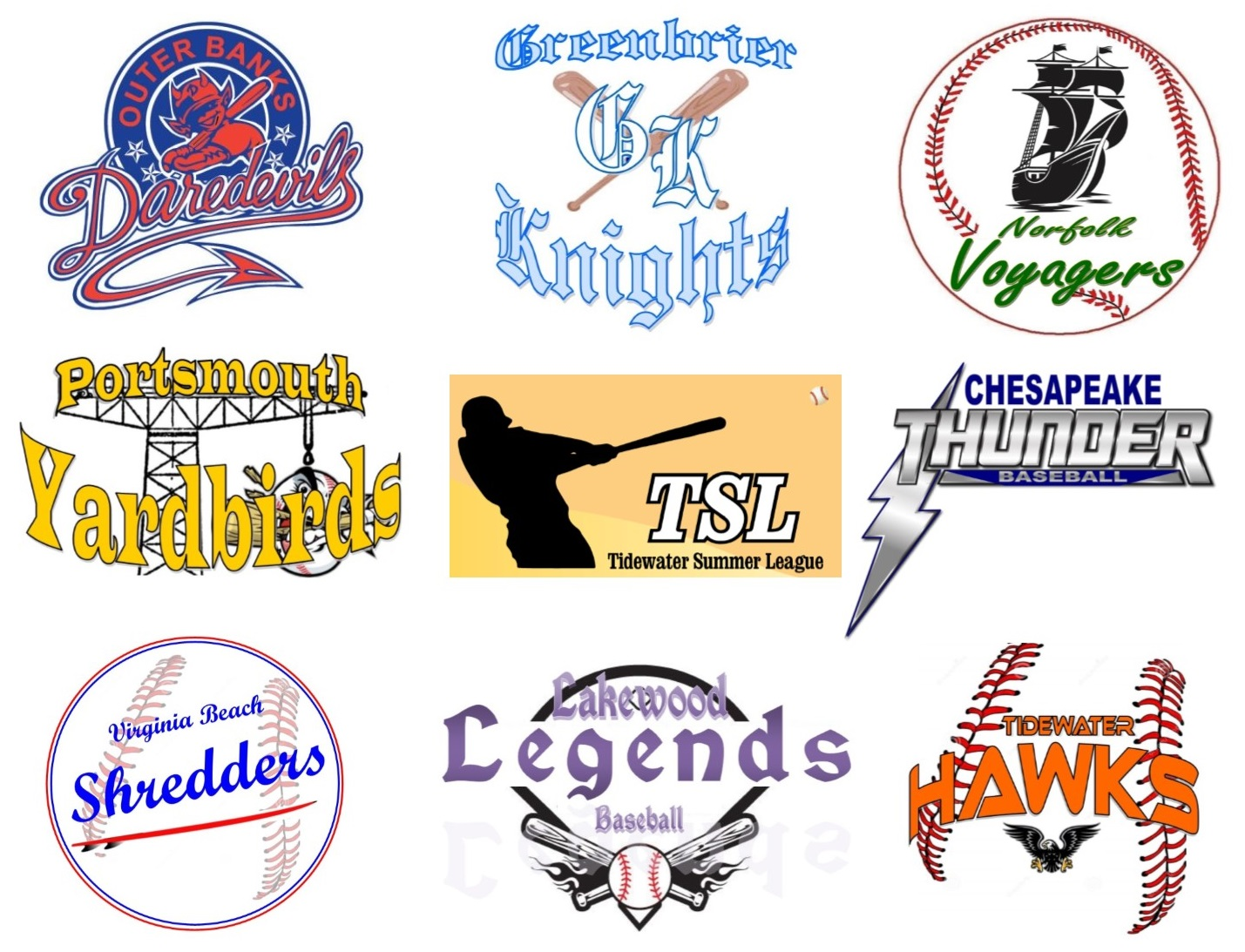 2018 league logo with team logos 11917 tidewater