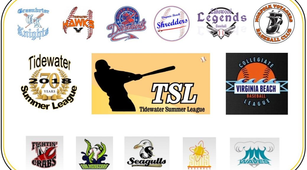 2018 Teams & Coaches | Tidewater Summer League