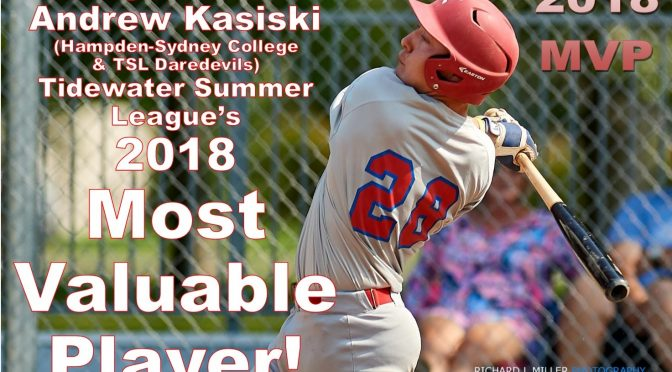 ANDREW KASISKI 2018 LEAGUE MVP